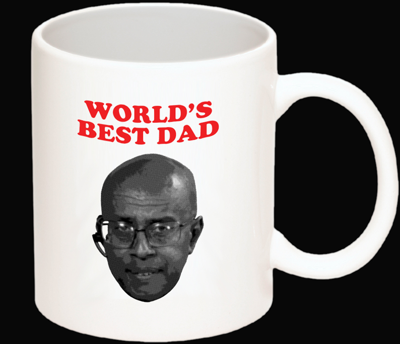 David Liebe Hart coffee mug