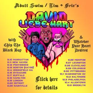 David Liebe Hart Official Web Site | David Liebe Hart (Adult Swim